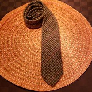 Ralph Lauren Wool Skinny Tie
